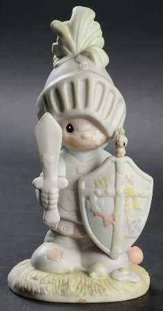 chapel limited precious moments figurines | ... SOLDIERS by PRECIOUS MOMENTS, Figurine [PM OCS] Pattern #: E0523