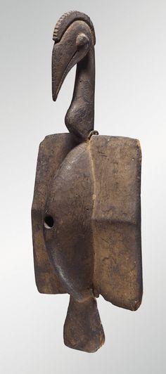 Senufo bird. Height: 40,6 cm. Image courtesy of the Africarium Collection.