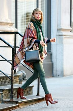 Love Taylor Swift's winter-ready NYC style