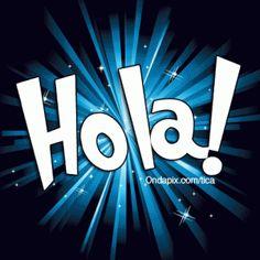 hola #saludos
