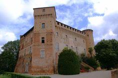 Castello Di Monticello d'Alba - Italia