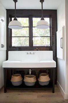 12 Awesome Farmhouse Laundry Room Decor Ideas