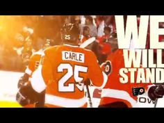 Philadelphia Flyers 2012 Playoff Opener #2 - We Are One Feel Again, One Republic