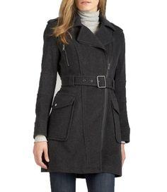 Andrew Marc New York Caliber Dark Grey Charcoal « Impulse Clothes