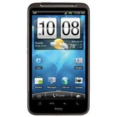 HTC A9192 Inspire 4G Unlocked Phone with Android OS, 3G Support, 8 MP Camera, Wi-Fi, and GPS--(Black). Price: $273.91