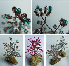 stromečky z korálků