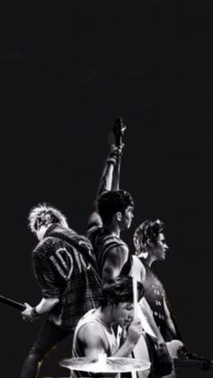 5 Seconds of Summer, aka best band ever and the love of my life.
