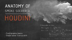 "Here is the first part of my ""Anatomy of Houdini smoke solver"" report, which I presented at the CG Event 2014 conference in Moscow. As it was recorded in a poor quality I've decided to make a remastering in order to improve quality of both video and audio content. I've also added English subtitles to make it useful for English speaking audience.  In the first part I describe some basic concepts of fluid dynamics and show how to create simple smoke solver from scratch.    Первая часть м..."