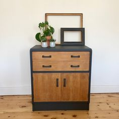 Mid Century G Plan Vintage Retro Sideboard / Cupboard / Cabinet Wood Sideboard, Vintage Sideboard, Wood Dresser, Dresser As Nightstand, Refurbished Furniture, Upcycled Furniture, Furniture Ideas, Cupboard, Cabinet