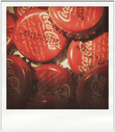coca cola bottle caps  I Love Coke Stuff ! SHopkins