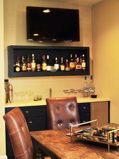 Liquor Cabinet Design, Pictures, Remodel, Decor and Ideas