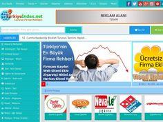 Firma Rehberi – Turkiyeindex.net – Webdebul.Com.Tr Türkçe Siteler Portalı; Site Ekle, Add Url
