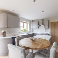 It includes everything from classic country kitchens to urban chic kitchens with a real 'wow' factor Open Plan Kitchen Dining Living, Kitchen Diner Extension, Open Plan Kitchen Diner, Updated Kitchen, Living Room Kitchen, New Kitchen, Kitchen Updates, Kitchen Cupboard, Dining Rooms