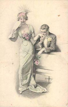 Flirt à la Belle époque