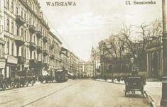 Warsaw, Ukraine, Poland, Street View, Lost, City, Cities