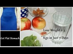 How to Lose Weight Fast 10 Kg in 2 Weeks | Overnight Weight Loss Drink | Miracle Weight Loss Drink - YouTube