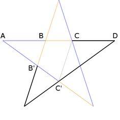 File:Golden ratio - Pentagram.svg