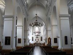 Wnętrze kościoła św. Jacka przy ul. Freta. #dominikanie #kościół #klasztor #warszawa #warsaw #freta