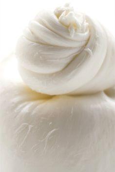 buratta des Pouilles #white #food #cheese