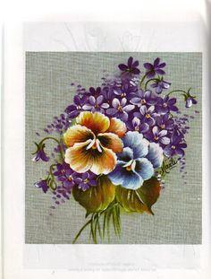 Pintura em tecido - Rosemary Lourenço de Oliveira Santos - Álbuns da web do Picasa