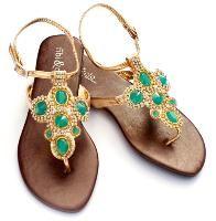 Love these Fibi & Clo sandals!