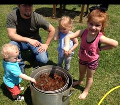 Crawfish Boil!!