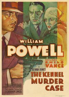 The Kennel Murder Case,  Michael Curtiz 1973