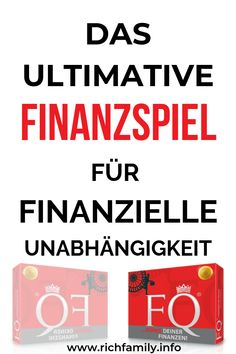 The best game for financial freedom in practice! With this game you learn … - Finanzen Best Games, Freedom, Blog, Good Things, Live, Field Wedding, Wedding Photos, Board, Outdoor