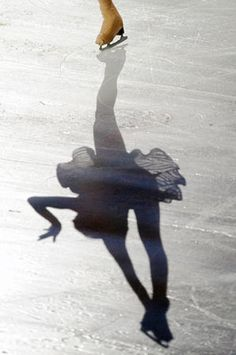figure skating - make shadows worth living