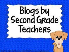 Blogs by Second Grade Teachers