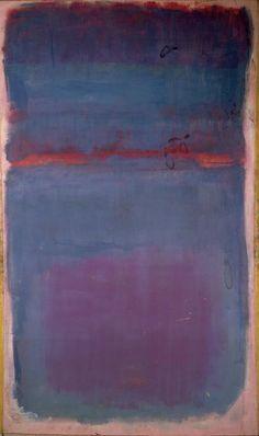 artboardnyc: Mark Rothko, Untitled, 1949, oil on canvas.