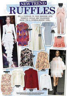 Make sure to check out our Liquorish 70's Front Frill Dress out in this months issue of Star magazine!         xx, Liquorish