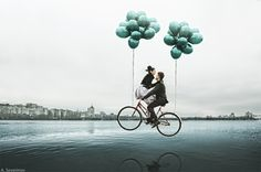 100 Magical #Levitation #Photography Examples to Inspire You
