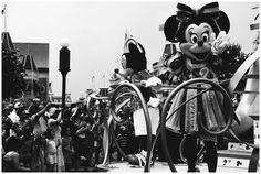 Minnie at the Parade Orlando, DisneyLand , Magic Kingdom