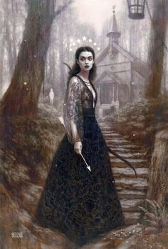 'Forest Whispers', Tom Bagshaw