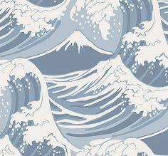 vintage design colour wallpaper waves - Поиск в Google