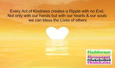 Kindness Ripples