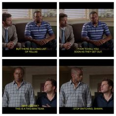 I'm honestly just pinning this because Robbie was in psych! I love Robbie!!!