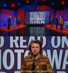 Milton Jones - Mock the week