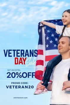 This one goes for those heroes who risk their lives every day to protect our world and make it a better place. To those in uniform serving today and those who have served in the past, we want to honor them today! 🙌🏻Claim your 20% OFF on your purchase by using our #PromoCode: VETERAN20 🗽Go to eshinestore.com to shop now! 💡**note: SALE starts today, November 9, and finishes on November 13. Only available through our website