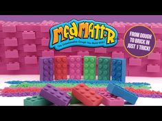 (73) The Mad Mattr Brick Maker! From Dough to Brick in Just One Trick! - YouTube