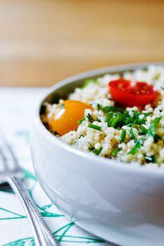 Herbed Couscous Salad
