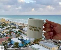 """Credit to @bradburytravelservices : Happy Friday! """"Escape the daily grind..."""" This is our favorite pre-cruise hotel when sailing out of Port Everglades. Margaritaville fun before setting sail! Photo credit: @bradburytravelservices . . . . #bradburytravelservices #friday  #margaritaville #margaritavillebeachhotel #atlantic #ocean #beach #sea #sand  #southflorida #precruise #cruise #jimmybuffett #porteverglades  #hollywoodtapfl #hollywoodfl #hollywoodflorida #hollywoodbeach #downtownhollywood…"""