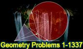 Online education degree: Geometry problems