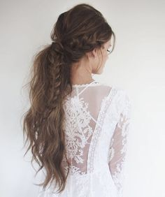 Monday..... Mermaid hair don't care. via @freepeopleuk
