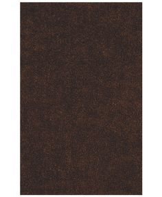 "Dalyn Area Rug, Metallics Collection IL69 Chocolate 3'6""X5'6"""