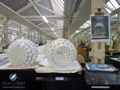 The hand blown glass spheres at Les Cristalleries de Saint-Louis for the Jaeger-LeCoultre Hermès Edition Atmos Perfect Marriage, Hand Blown Glass, Watch, Design, Clock, Blown Glass