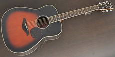YAMAHA / FG730S TBS Acoustic Guitar Free Shipping! δ
