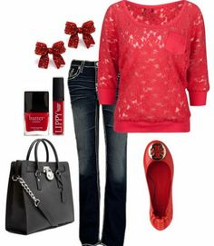 cute christmas outfit ideas winter reds click pic for 22 womens winter fashion trends
