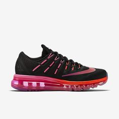 outlet store 9fde9 b70fb Nike Air Max 2016 Womens Running Shoe